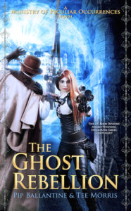 The Ghost Rebellion, by Tee Morris and Pip Ballantine