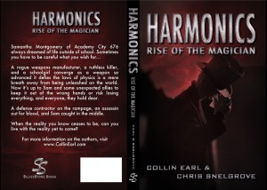Harmonics: Rise of the Magician (print)
