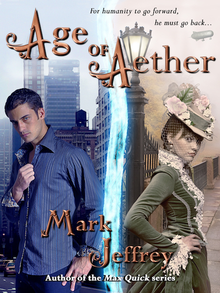 Age of Aether ebook cover