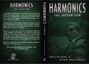 Harmonics: The Jadian Sun print cover