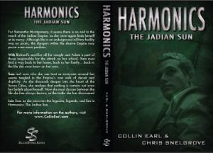 Harmonics: The Jadian Sun print cover