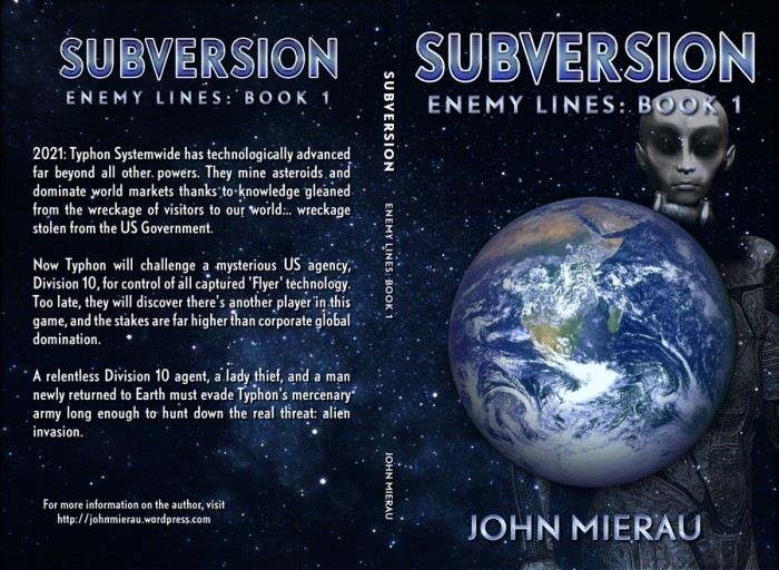 Subversion print cover