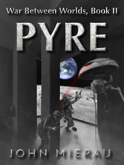 Pyre ebook cover