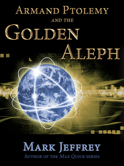 Armand Ptolemy and the Golden Aleph cover
