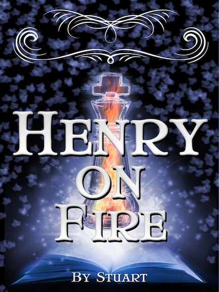 Henry on Fire ebook cover