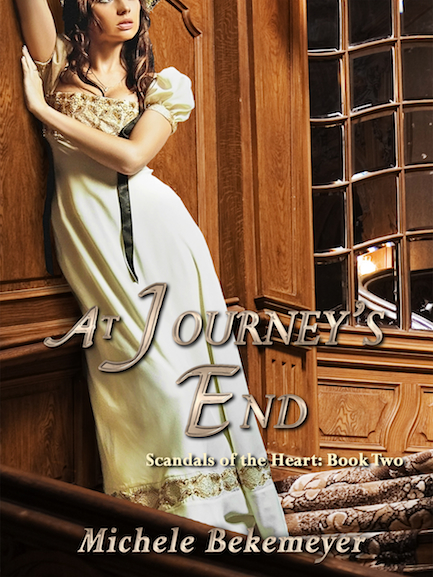 At Journey's End, by Michele Bekemeyer