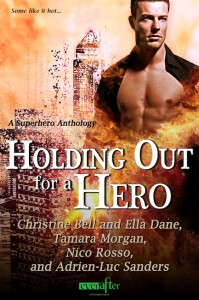 Holding Out for a Hero anthology