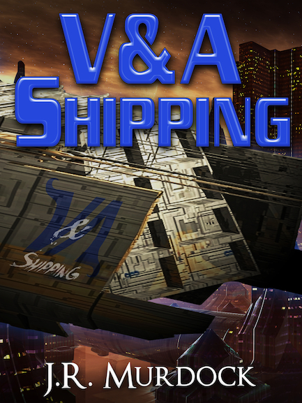 V&A Shipping by J.R. Murdock
