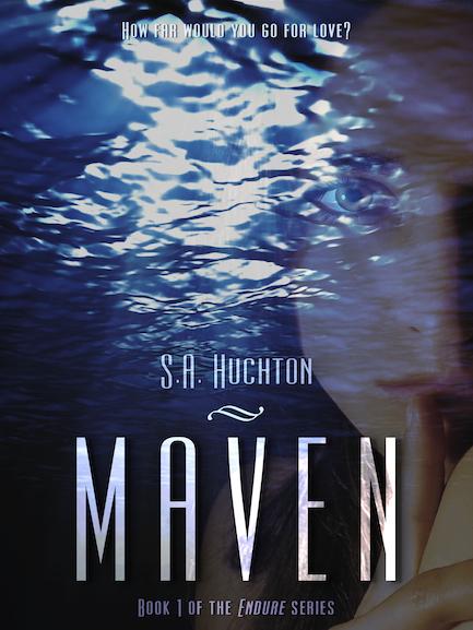 Maven, by S. A. Huchton