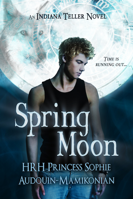 Spring Moon by HRH Princess Sophie Audouin-Mamikonian