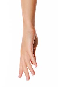 female hand, stock via despositphotos.com