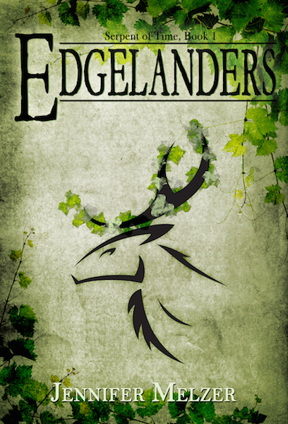 Edgelanders by Jennifer Melzer